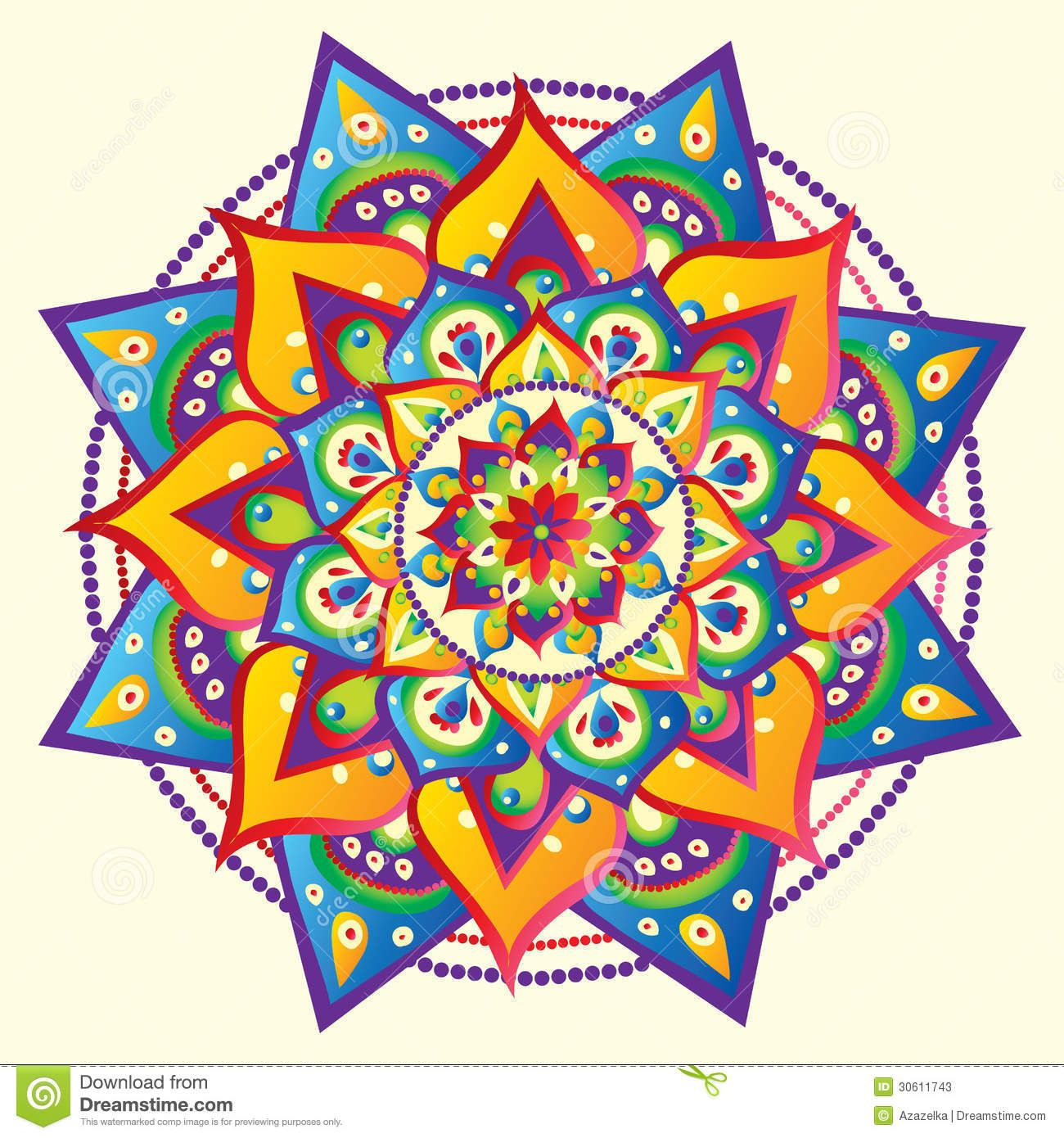 Mandala Colouring Meaning Trend