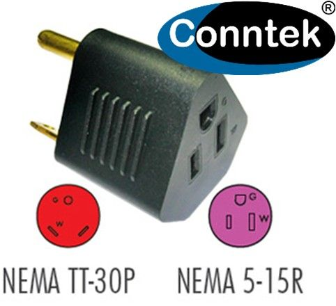 rv electrical adapter 30amp to 15amp tt 30p 5 15r adapt from rv electrical adapter 30amp to 15amp tt 30p 5 15r