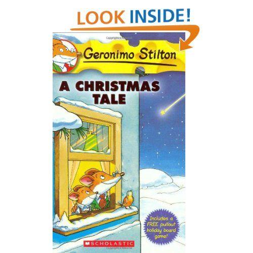 A Christmas Tale Geronimo Stilton Geronimo Stilton Christmas Tale Geronimo