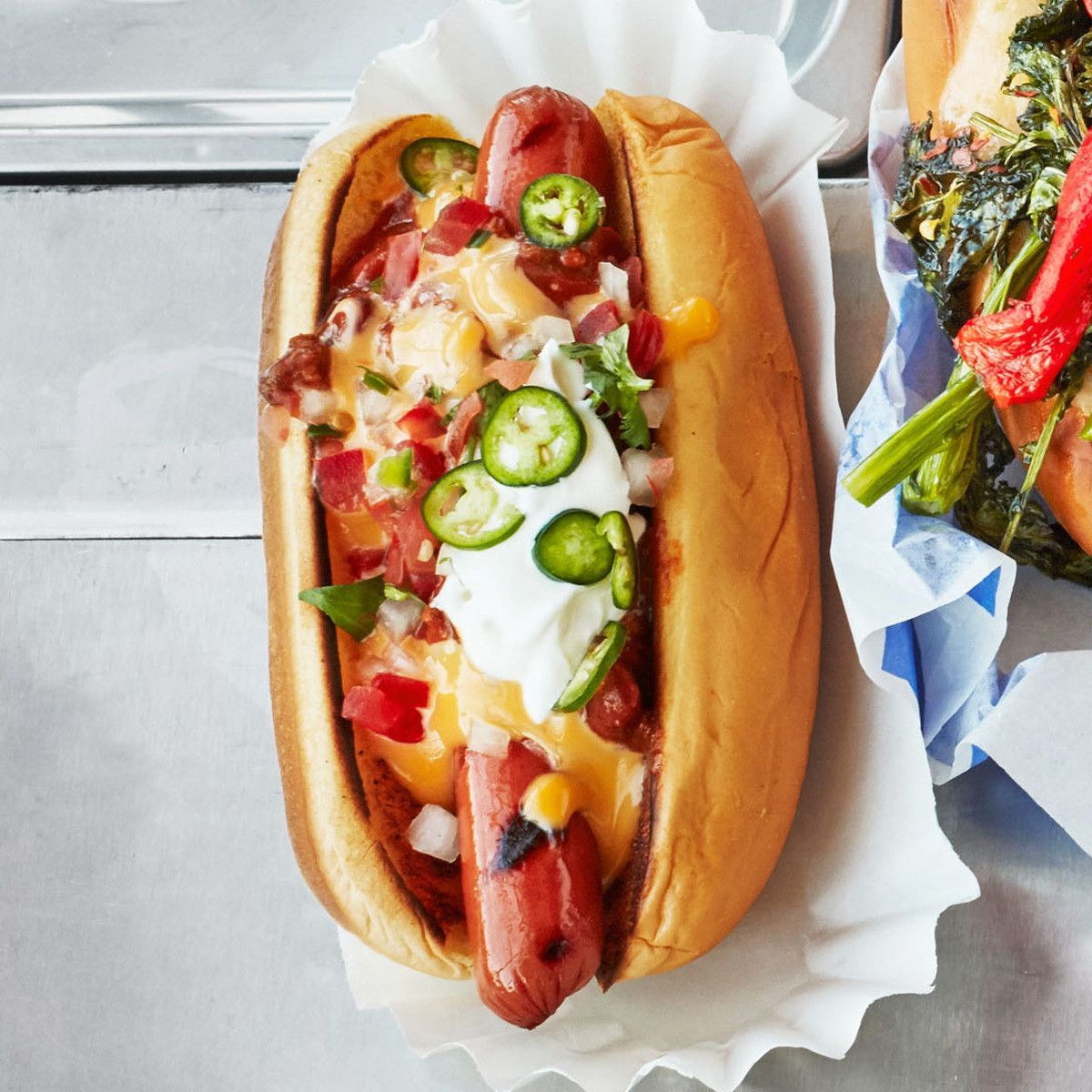 11 Baseball Stadium Hot Dogs Hot dog recipes, Hot dogs
