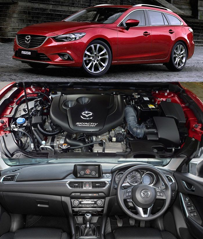 Mazda 6 Estate Is A Reliable Vehicle More Details At: Http