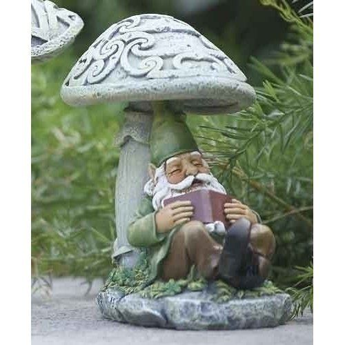 4 Joseph s Studio Sleeping Irish Gnome and Mushroom Outdoor Garden Statues  5  by Roman 4 Joseph s Studio Sleeping Irish Gnome and Mushroom Outdoor Garden  . Fairy Garden Ornaments Ireland. Home Design Ideas