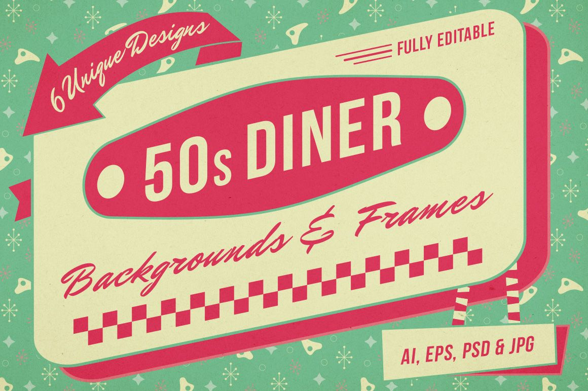 Poster Küche Retro 50s Diner Posters Gallery Images At Imagekb Party