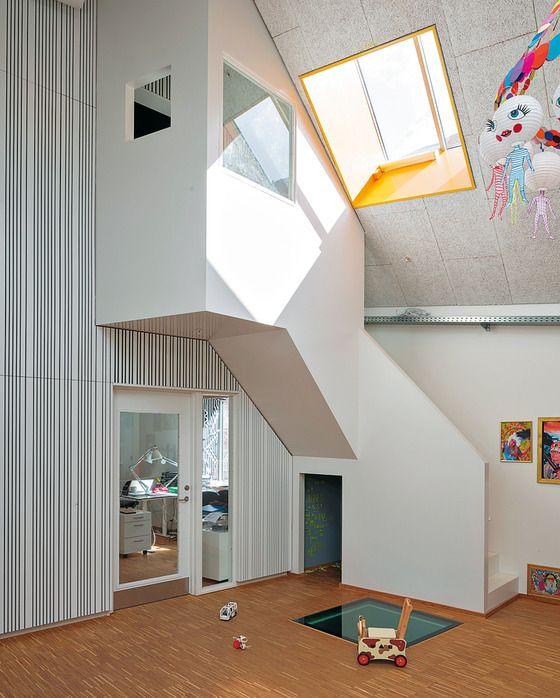 Cultural centre for children in copenhagen dorte mandrup arkitekter kinderzimmer - Kinderzimmer klettern ...