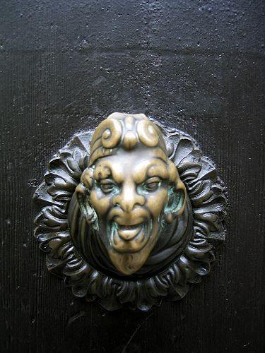 Venice Door Knob by johnwilliamsphd, via Flickr