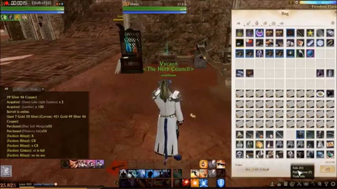 The Eye of Archeage - Converting MIDI - Archeage MML