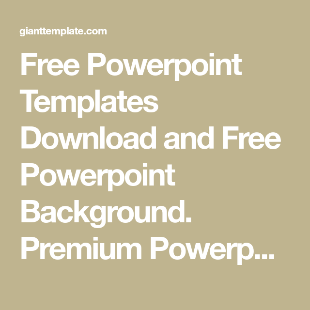 Free powerpoint templates download and free powerpoint background free powerpoint templates download and free powerpoint background premium powerpoint template ptt template design and toneelgroepblik Choice Image