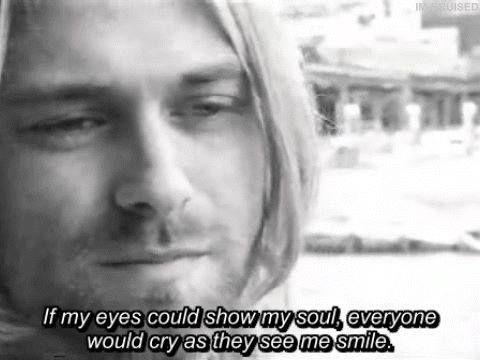 Kurt Cobain Quote Nirvana Quotes Kurt Cobain Photos Kurt