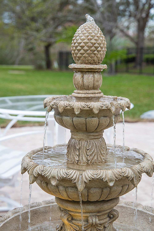 Pin on French Garden Fountain