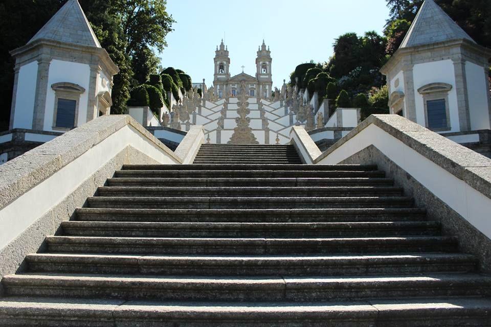 Bom Jesus do Monte, Braga, Portugal:) Foto de Diony Rodrigues