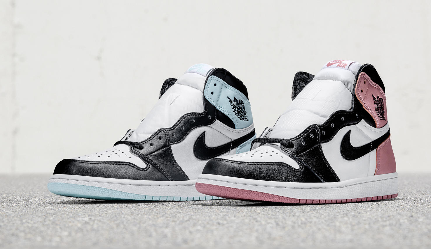 cf6e984cf73 Official  Air Jordan 1 High OG Rust Pink And Igloo Will Release Next Month