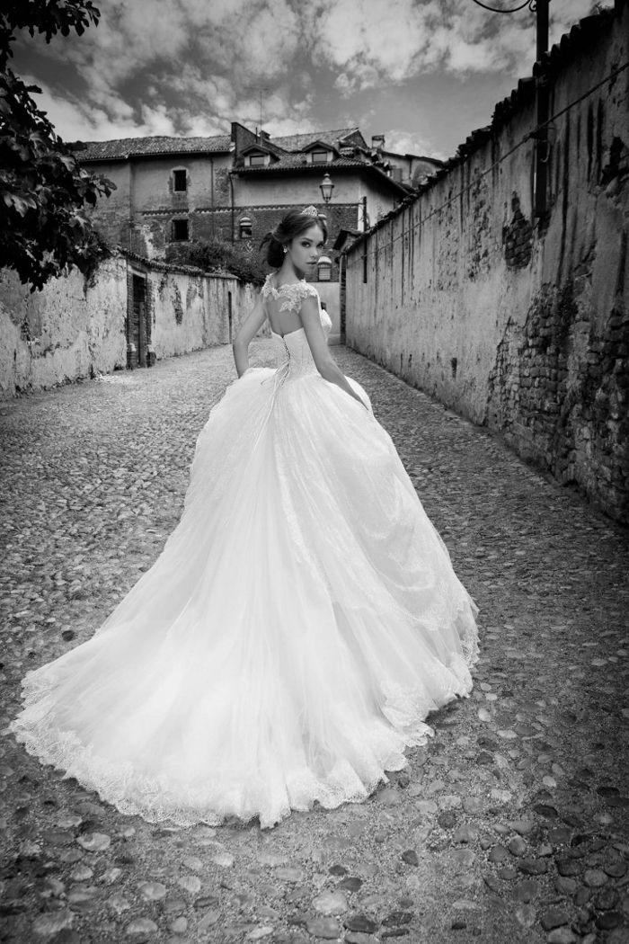 Pompöse Brautkleider Alessandra Rinaudo | Brautkleider/ Wedding ...