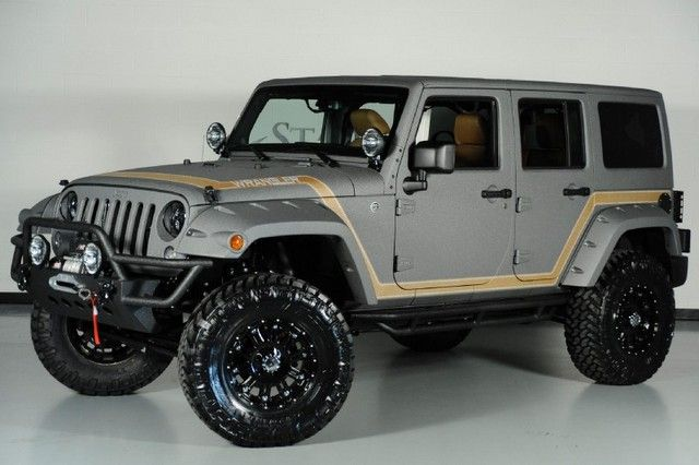 2014 Jeep Wrangler Unlimited 24s Pkg We Finance Dallas Texas
