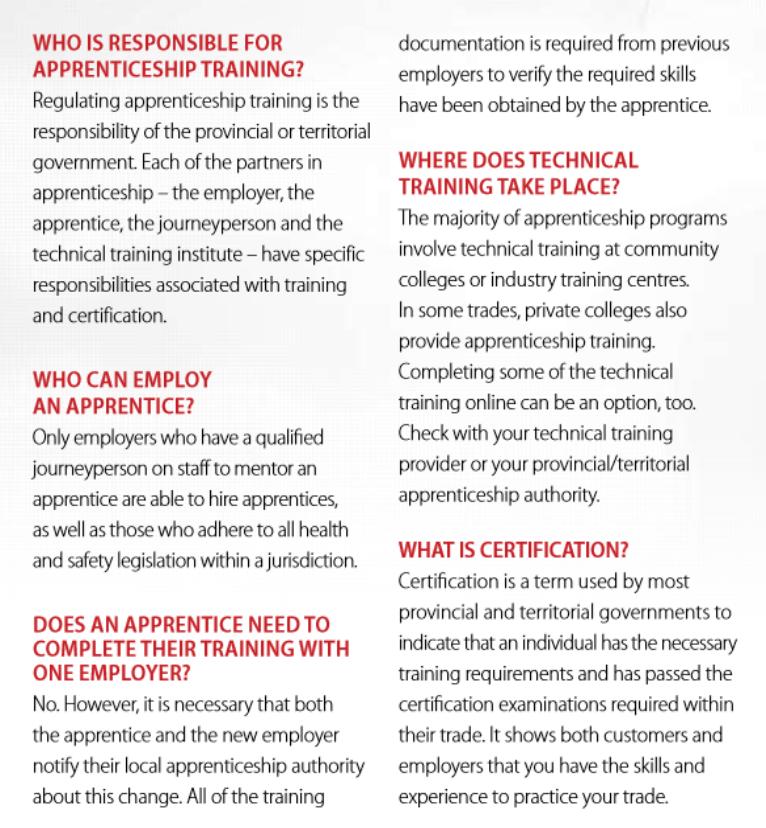 Apprenticeship Q&As | Appprenticeships