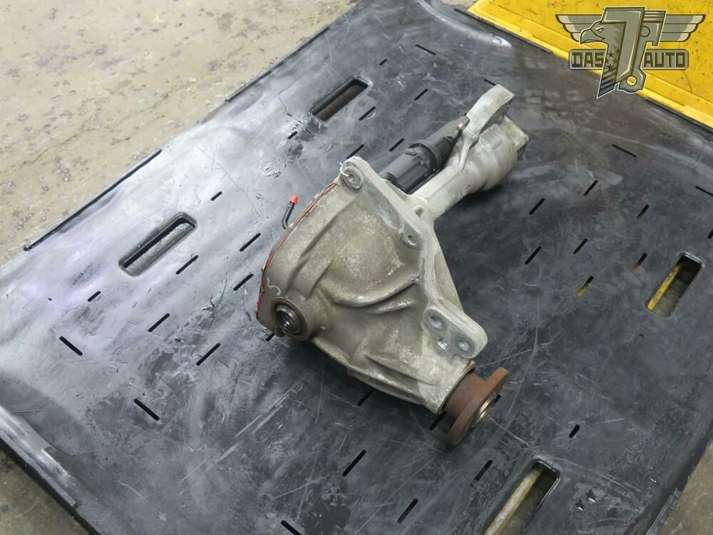 Ad eBay) 06-10 DODGE RAM 1500 FRONT AXLE DIFFERENTIAL
