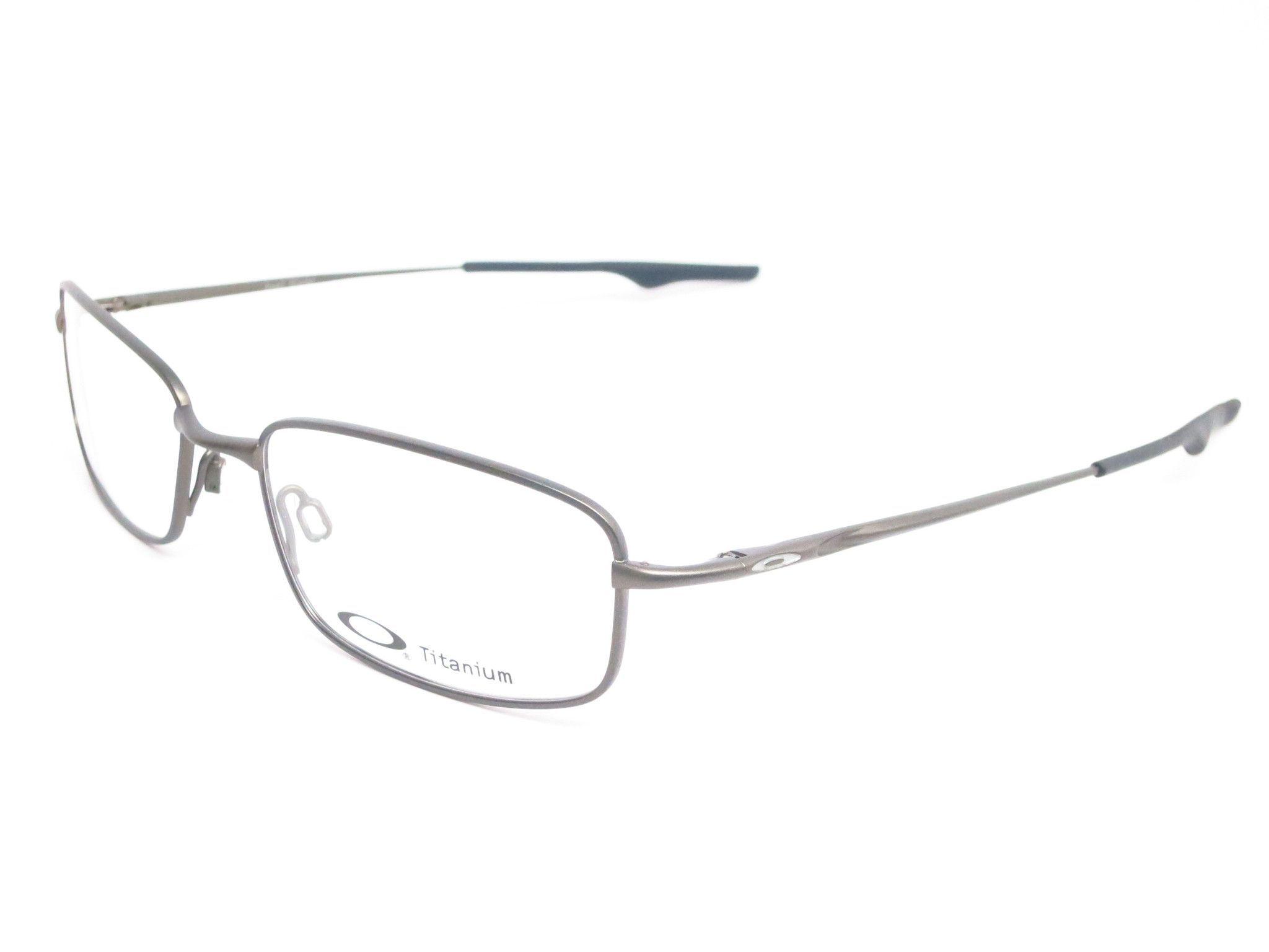 Oakley Keel Blade OX3125-0853 Pewter Eyeglasses | Oakley, Blade and ...