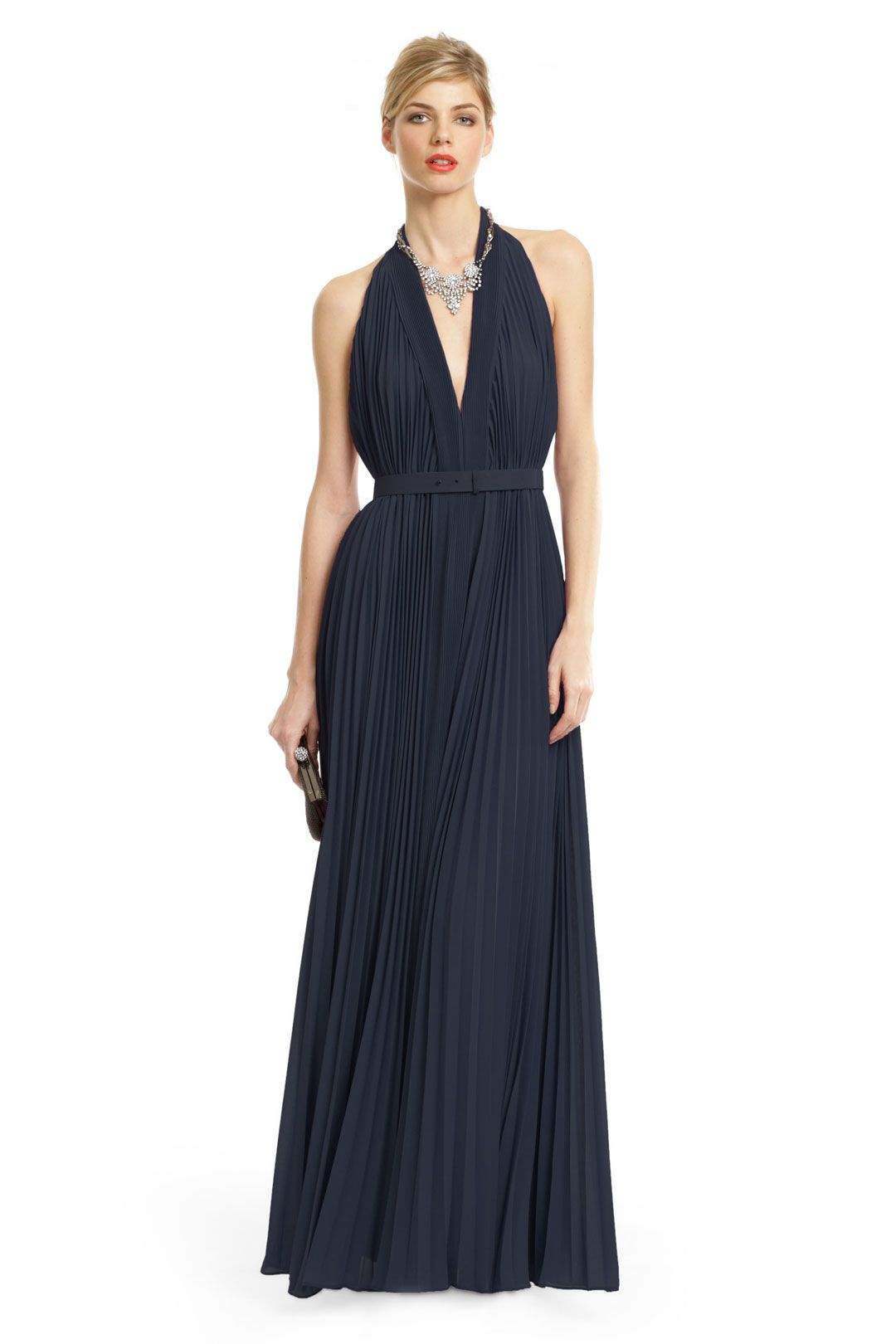 Halston Heritage Moon Dess Gown For Or Own