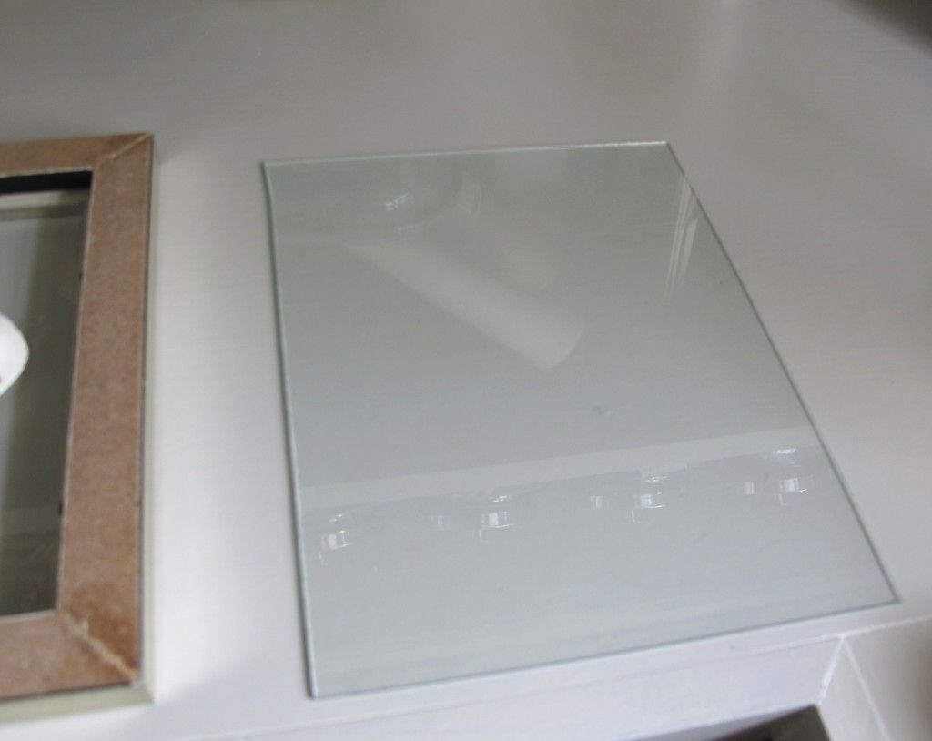 Diy Picture Frame Glass Diy Double Sided Glass Frames For Framing Shells Or Dyed Sea Fans