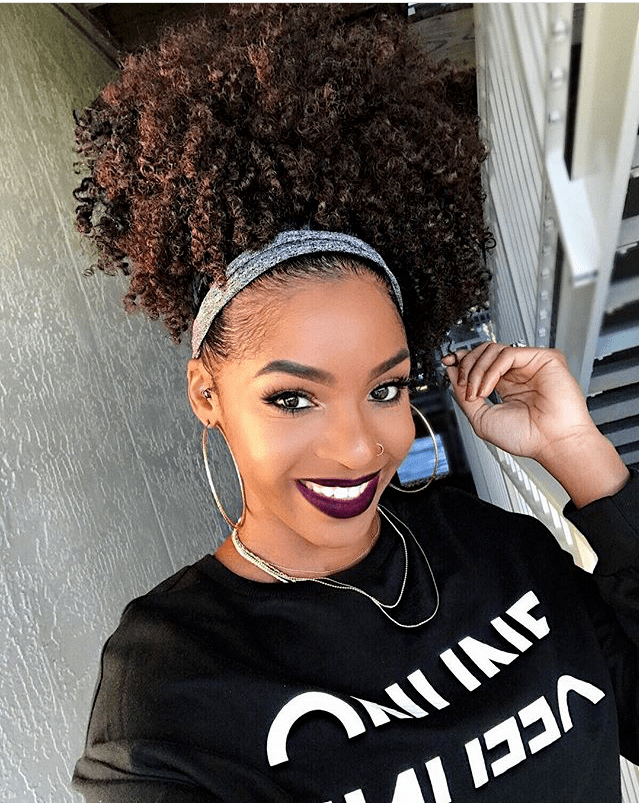 Black Women Hair Teenage Hairstyles For Black Hair Hair Style Pic 20190106 Natural Hair Puff Natural Hair Styles Hair Styles