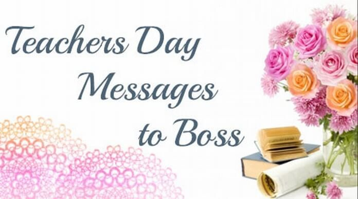 Teachers Day Wishes Messages Status To Boss Happy Teachers Day Message Happy Teachers Day Wishes Teachers Day Message