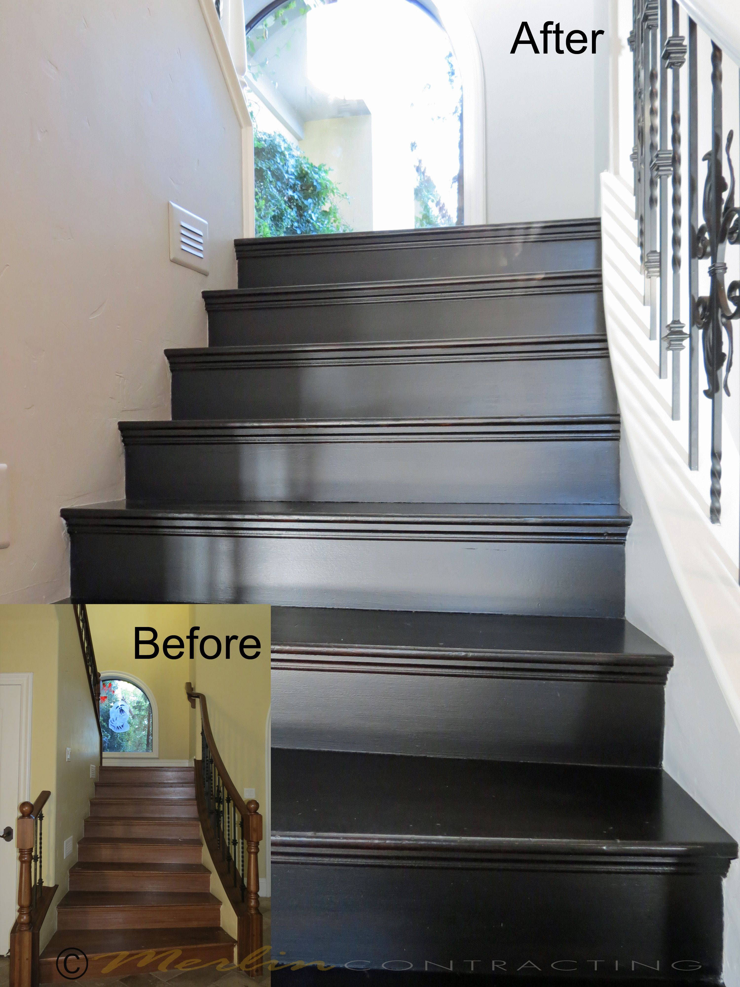 Best Staircase Traditional Wood Stairs With Traditional Color 400 x 300