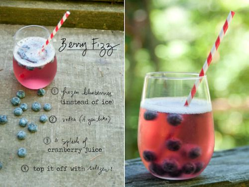 The Forest Feast Fizz Drinks Berry Drinks Blueberry Picking