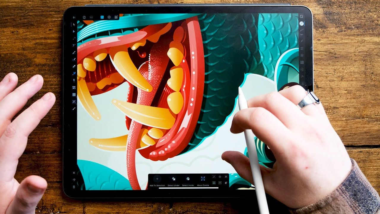 The Best Drawing Apps On Ipad Pro Cool Drawings Ipad Pro