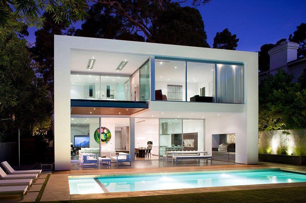 Descargar planos de casas modernas gratis pdf for Casas premoldeadas modernas