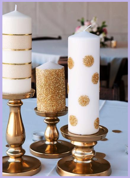 Decorative candles - Candele decorative ikea ...
