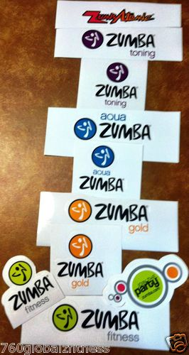 Just ordered my first zumba sticker for my rear car window always wanted one good bye reddell honda advertisement