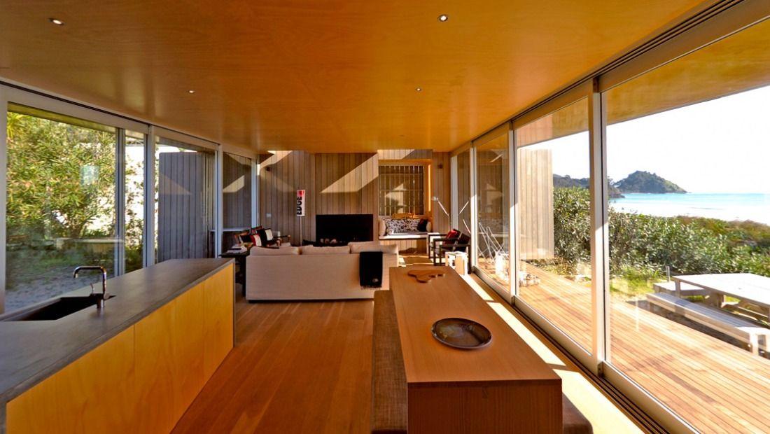 Crosson Clarke Carnachan Architects | Whangapoua Beach House » Archipro