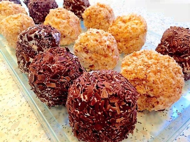 Claire Au Matcha: Merveilleux au chocolat