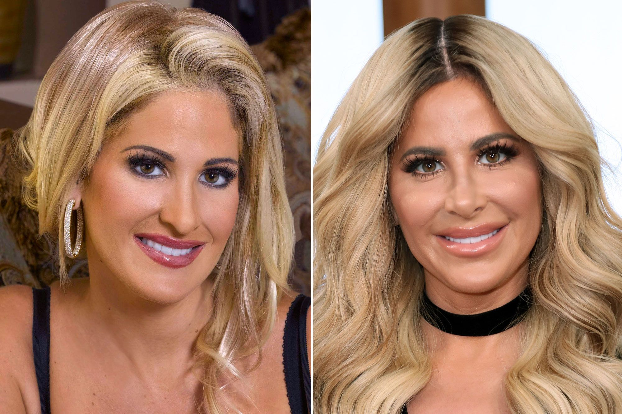 dc875e9a79c0 Kim Zolciak-Biermann hasn t been shy about her plastic surgery past. She s  documented her breast augmentation and tummy tuck surgery on her Bravo  reality ...
