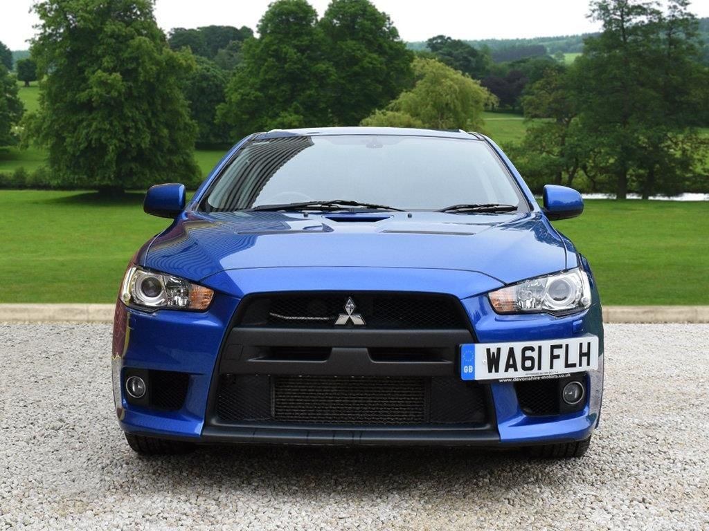 small resolution of used 2011 mitsubishi lancer 2 0 evo x gsr sst fq 330 sst 4dr for sale in notts pistonheads
