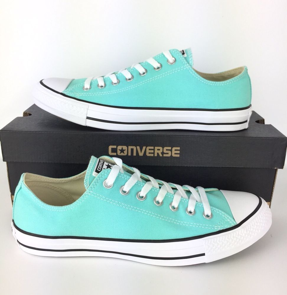 1a20b0b1fa28 Converse Chuck Taylor All Star Unisex Shoes Aruba Blue Men s 11 Women s 13  NEW  Converse  CasualShoes