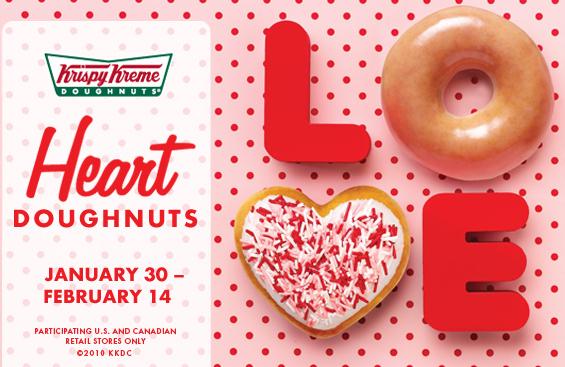 Krispy Kreme Buy a dozen donuts and get 12 free donut