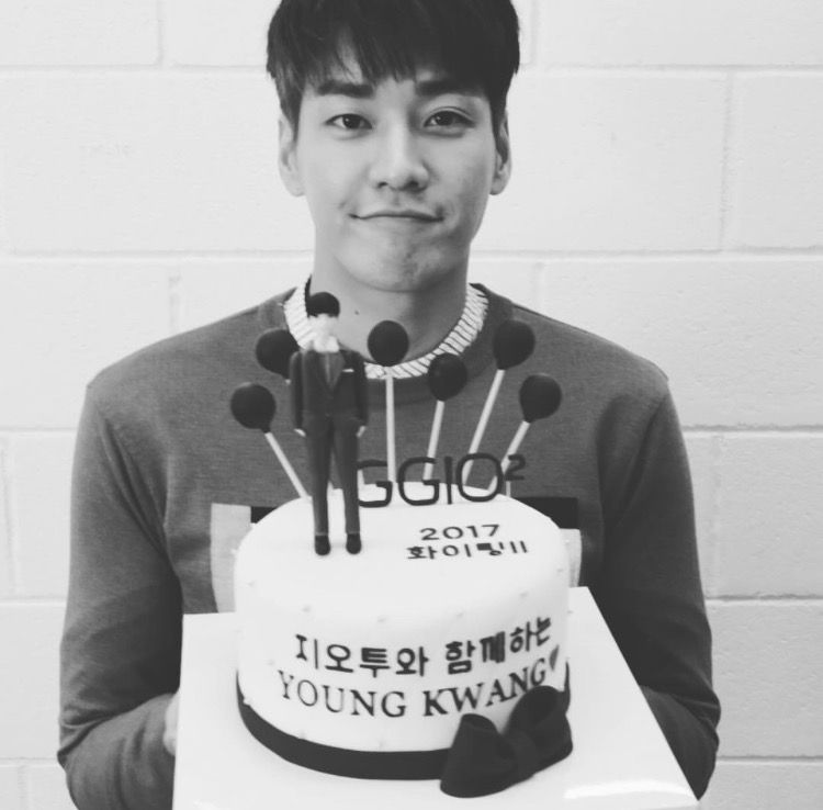 Happy Birthday To Kim Young Kwang