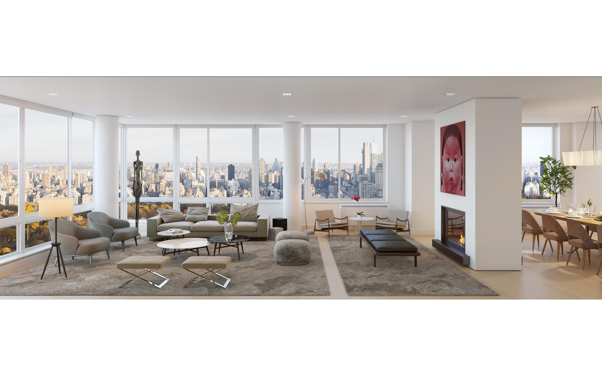 The millennium tower 101 west 67th st ph2abgh upper west side new