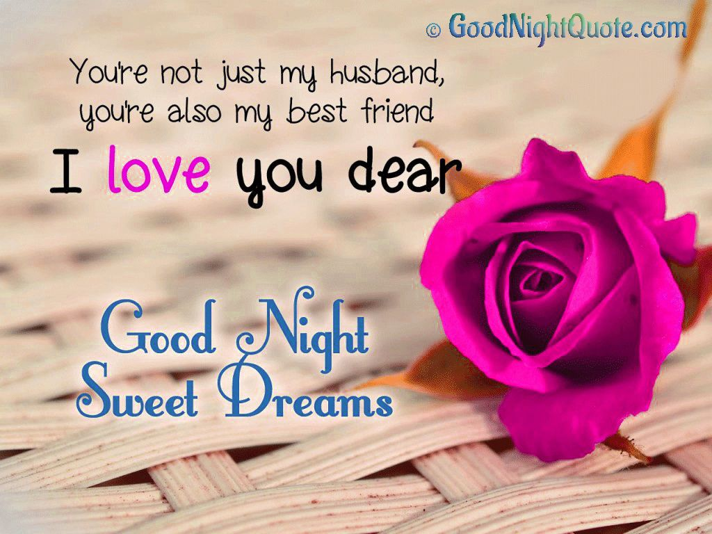 Good Night Quotes For Lover Good Night Wishes For Husband