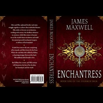 Book Cover Design Contests Book Cover Design For Epic Fantasy Novel Enchantress Page 1 Hiretheworld Book Cover Fantasy Book Covers Book Cover Design