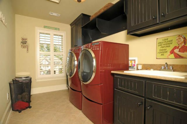 Big Laundry Room Loving The Massive Washer And Dryer Or Are They