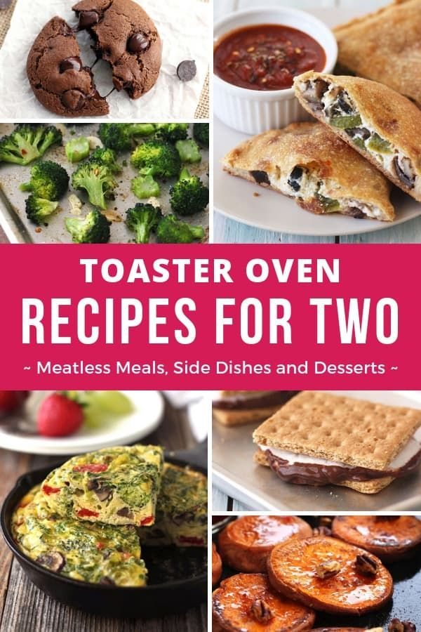 Toaster Oven Recipes For Two images