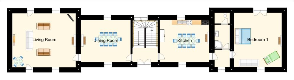 Gallery Of Floor Plans French Chateaux Period Homes