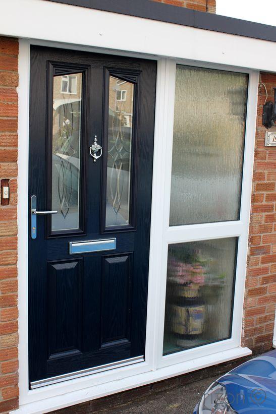 Blue Composite Door Telford & Blue Composite Door Telford | doors | Pinterest | Doors