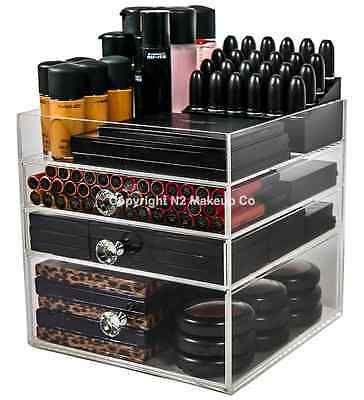 Acrylic-Makeup-Organizer-Cube-Clear-Drawer-Storage-Box-Holder-for-Cosmetics