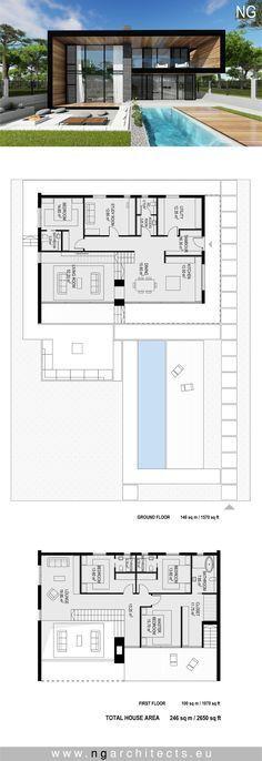 Pin Di Modern Houses