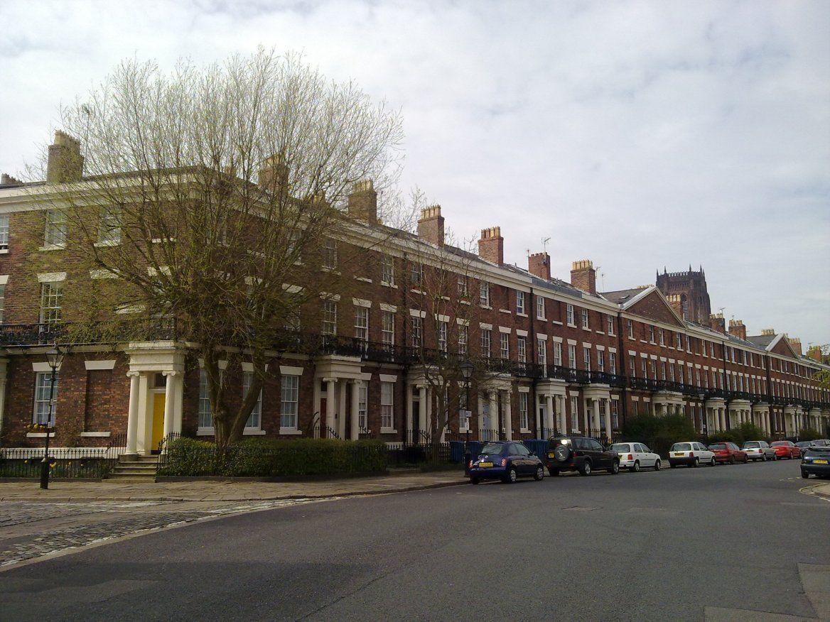 Georgian Liverpool Liverpool Architecture Georgian
