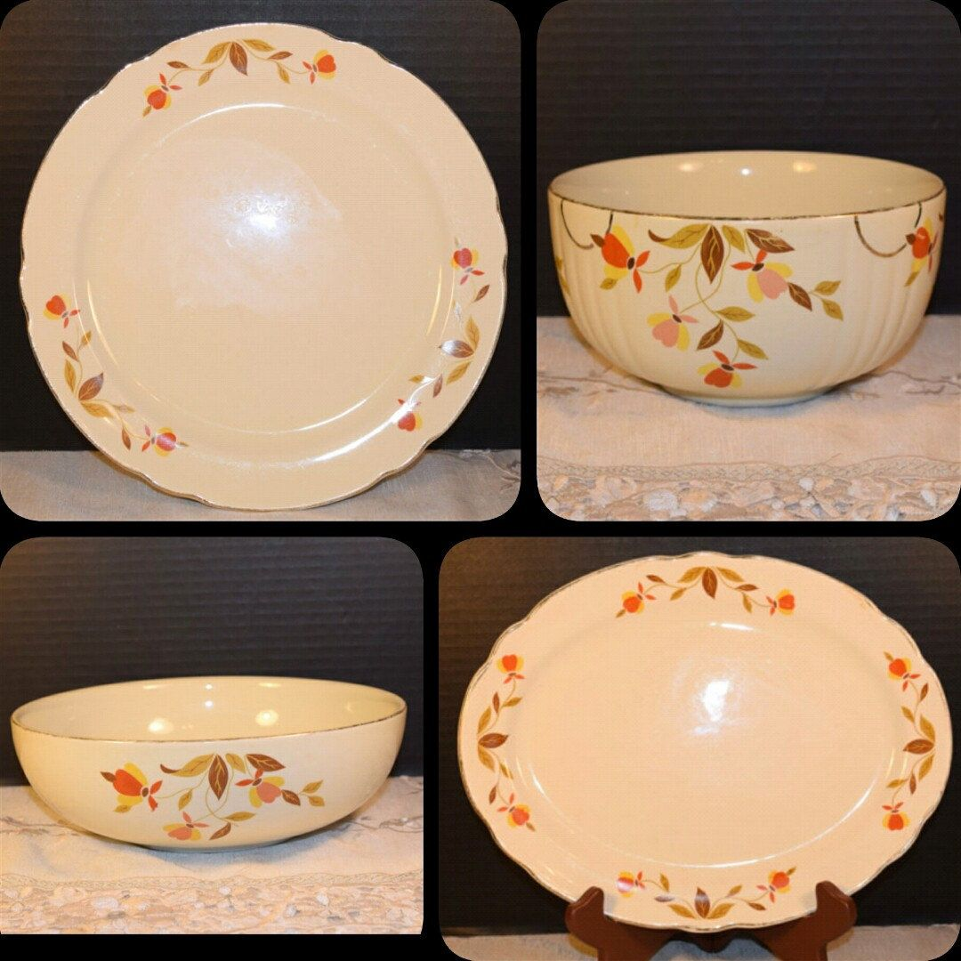 Shellysselectsalvage Shared A New Photo On Etsy Dinnerware Vintage Dishes Fall Dinner
