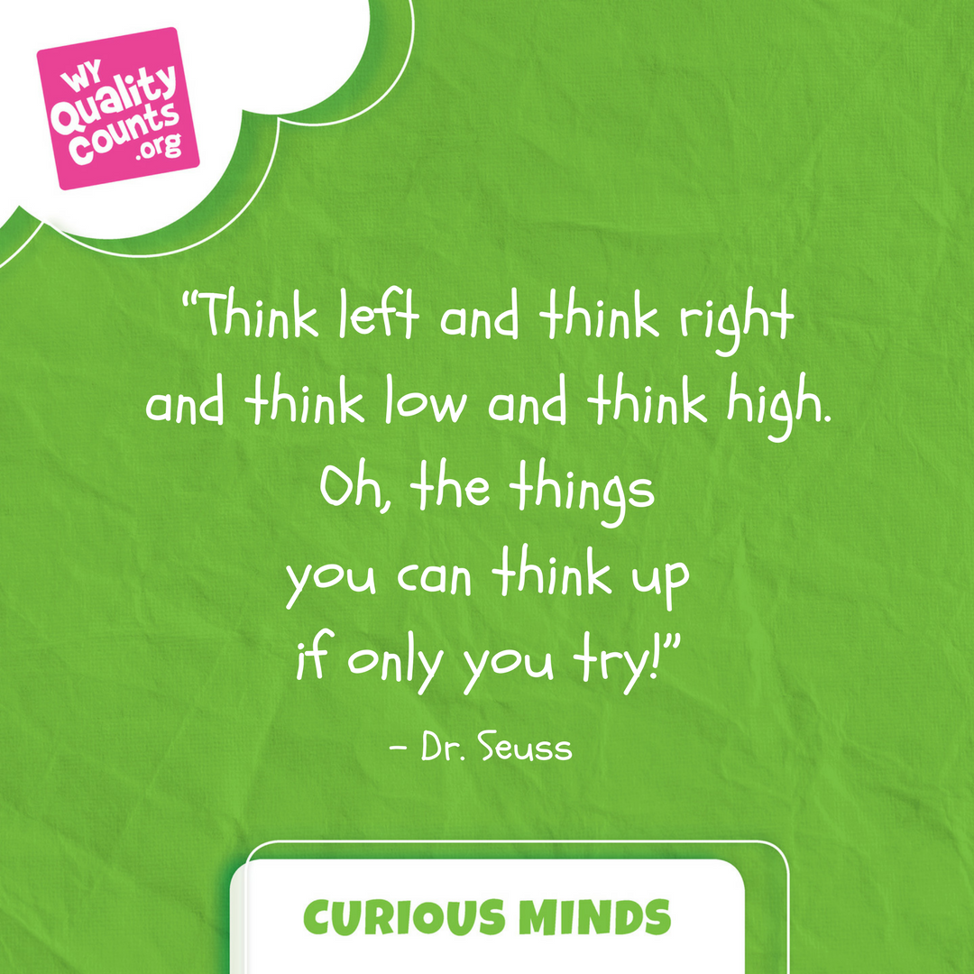Curiosity Quotes Curiosity Quote  Stay Curiousdrseuss Quote  Quotes About