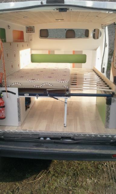 voir le sujet opel vivar l1h1 am nagement astucieux pour. Black Bedroom Furniture Sets. Home Design Ideas